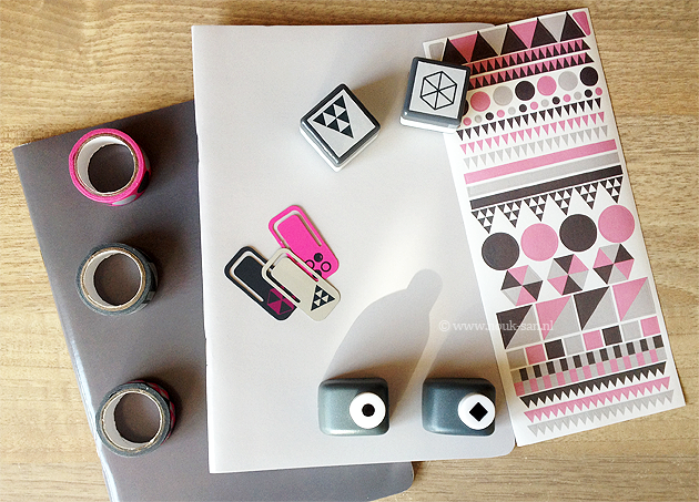 DIY stationery kit HEMA 1