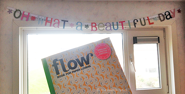Flow book for paper lovers editie 2