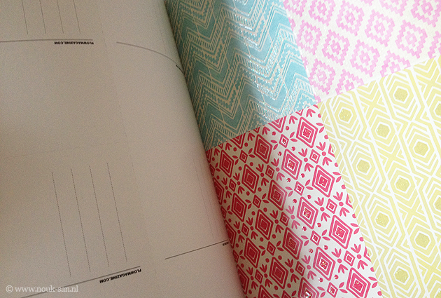 Flow book for paper lovers editie 2a