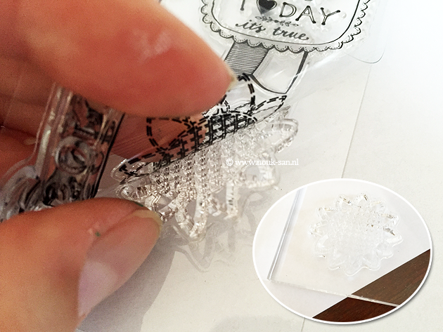 HEMA clear stamps 2