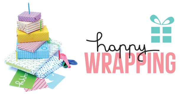 Happy Wrapping by Ankepanke