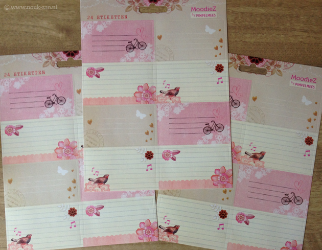 Moodiez stationery 2