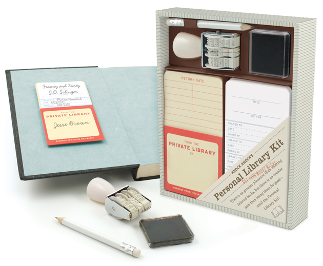 Personal Library Kit 1
