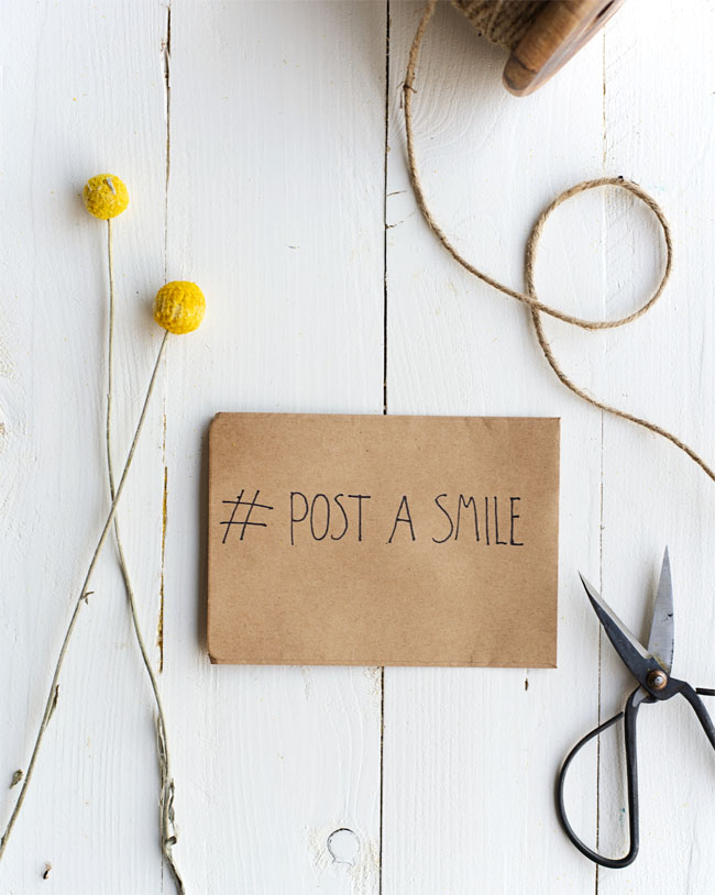 Post a Smile van A Cup Of Life