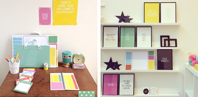 Studio Stationery ft Elma collectie 1